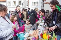 Velikonoční jarmark a tvoření najdete v českokrumlovských klášterech.