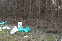 Úklidu odpadků. Ilustrační foto.