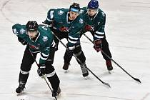 Hokejisty Českého Krumlova čekají poslední dva zápasy základní části krajské ligy.
