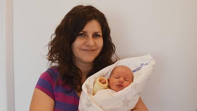 Ema Lišková z Písku. Dcera Lucie a Ondřeje Liškových se narodila 26. 1. 2021 v 9.48 hodin. Při narození vážila 3150 g a měřila 49 cm. Doma ji přivítal bráška Honzík (3,5).