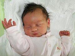 Anička Zronková vykoukla na svět v českokrumlovské porodnici v pondělí 1. srpna 2011 ve 13 hodin a 45 minut. Její porodní míra byla 49 centimetrů a váha tři kilogramy. První miminko Dany a Martina Zronkových bude se svými rodiči bydlet v Českém Krumlově.