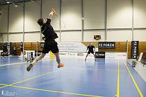 začíná extraliga badmintonistů.