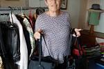 Devět kabelek a tašek, vč. dvou od kamarádky, věnovala Barbara Gabajová z Českého Krumlova.