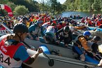 Krumlovský vodácký maraton se letos neuskuteční.