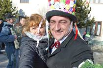 Masopust v Horním Dvořišti se konal minulou sobotu.