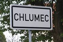 Chlumec na Českokrumlovsku.