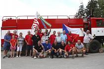 Dobrovolní hasiči z Větřní slaví 130 let
