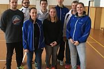 Krumlovské béčko po dvou vítězných zápasech v Plzni