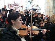 Velešínský chrámový sbor a orchestr