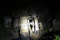 Tragická nehoda se stala v sobotu večer v Leopoldově na Kaplicku.