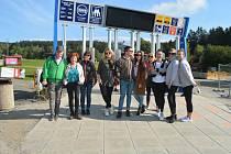 Zpěváci navštívili jižní Čechy.