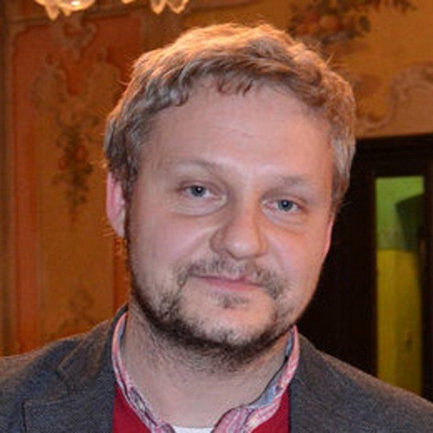 Karel Kašák, předseda HC Slavoj Český Krumlov