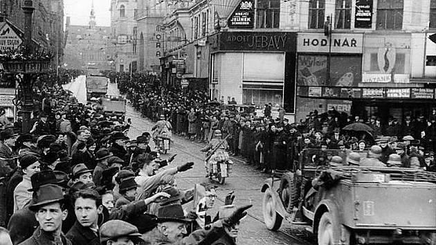 Češi smutnili, Němci se radovali. Takový byl stav po 15. březnu roku 1939.