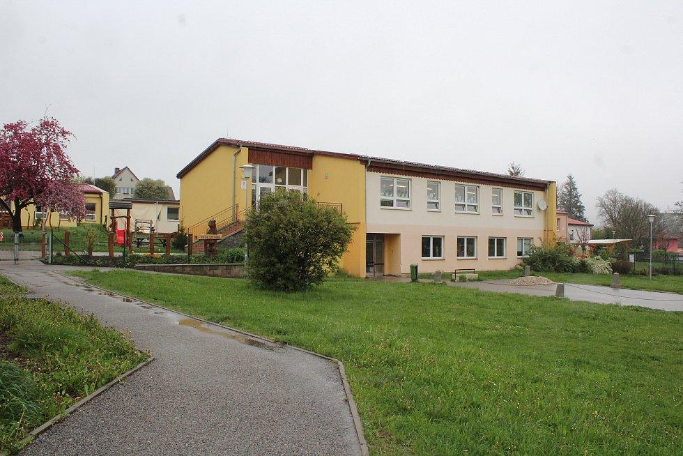 Mateřská škola v Kájově.