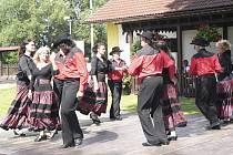 Koláčové slavnosti v Bujanově.