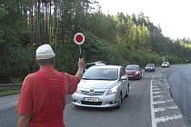 Oprava silnice potrvá až do osmého srpna.