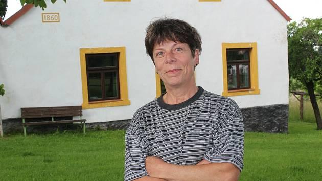 Alena Valentová zve pod Kleť do hospody U Kuchařů na pivo nebo muziku.