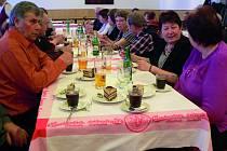 Setkání seniorů z Dolního Třebonína.