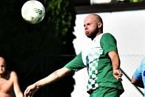 Českokrumlovští fotbalisté naplno bodovali i v třetím utkání nové sezony, když porazili Dražice 5:1.