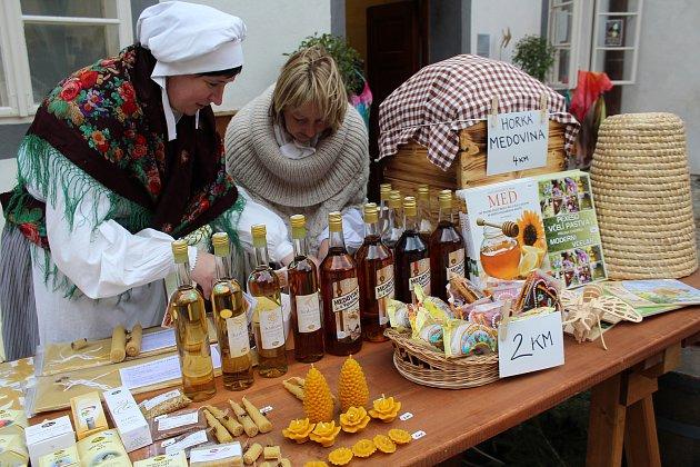 V sobotu můžete navštívit pohádkový trh k výstavě Anděl Páně 2 v krumlovských klášterech.