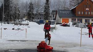 OBRAZEM: Psí záchranářku práce baví, jinak by to ani nešlo