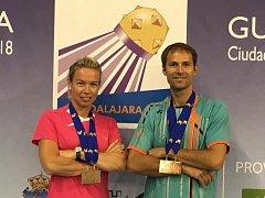 Badmintonové Mistrovství Evropy veteránů 2018 ve Španělsku.