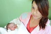 Ve čtvrtek 1. října 2015 v 3:43 se českokrumlovští Barbora Bradáčová a Radoslav Popov dočkali svého druhého potomka. K téměř dvouleté Barboře přibyla 3480 gramů vážící holčička Vanesa Bradáčová.