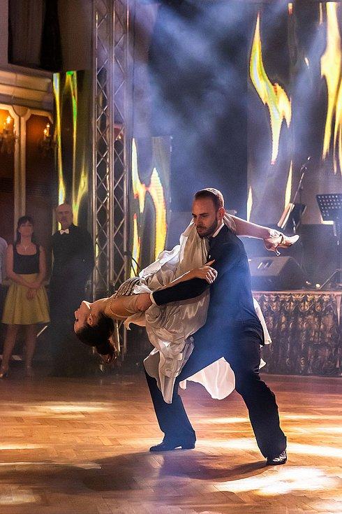 Veronika Arichteva a Michal Necpál měli premiéru po StarDance v Českém Krumlově.