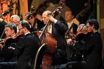 29. ročník Mezinárodního hudebního festivalu Český Krumlov je minulostí. Závěrečný koncert  České filharmonie v Zámecké jízdárně.