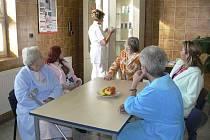Nemocnice v Č. Krumlově, ilustrační foto.