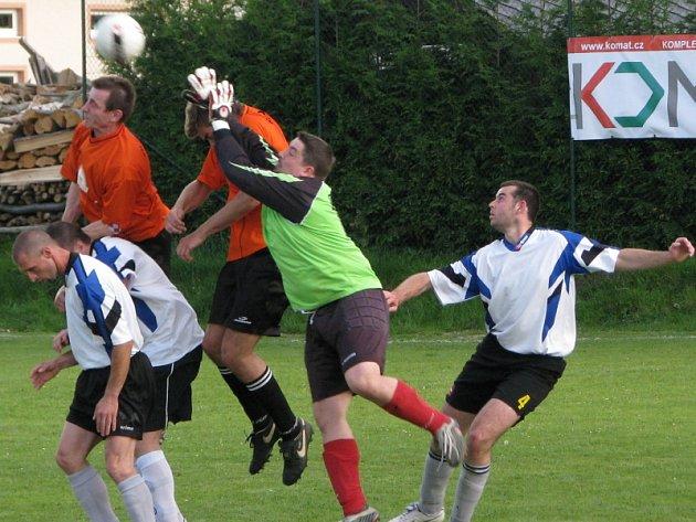 Fotbal Okresní přebor