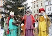 Tři králové v Kaplici