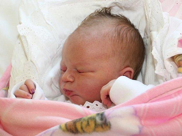 Veronika Dvořáková se narodila v českokrumlovské porodnici 19. září 2010 ve 14.20 hodin Haně Žákové a Tomáši Dvořákovi z Kestřan nedaleko Písku. Na dvaapadesát centimetrů měřící a 3795 gramů vážící holčičku doma čekala čtyřletá sestřička Valinka.
