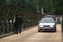 Otočného mostu i českokrumlovského pivovaru se nejspíš nikdy nedočkáme.