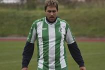 Hrdinou derby se stal vyšebrodský kapitán Aleš Jirkal, který vstřelil obě branky prestižního souboje.