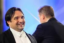 O posledním festivalovém víkendu vystoupil v pátek 17. září v Zámecké jízdárně světoznámý basbarytonista Adam Plachetka a jeho hosté.
