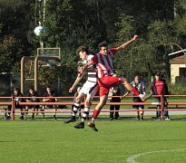 Oblastní I.B třída (skupina A) - 8. kolo (7. hrané): FK Spartak Kaplice-1. FC Netolice 4:1 (1:1).