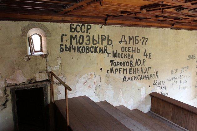 Kostel sv. Mikuláše vBoleticích.