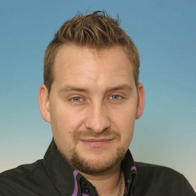 Stanislav Trs, KDU-ČSL, vedoucí KIC, 33let