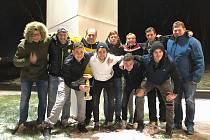 Bombarďáci  odjížděli z finálového turnaje ČP v Mohelnici s veselou, i když až na samotný vrchol ani letos nevystoupali.
