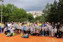 Hráči a hráčky tenisového klubu LTC Český Krumlov všech věkových kategorií se letos připravovali na soutěže družstev při dubnovém zahraničním soustředění v Chorvatsku.
