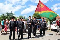 Mirkovice oslavily 670 let své existence. Program oslav byl bohatý.