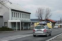V bývalé celnici by měla vzniknout nová stomatologická ordinace, lékárna, zázemí pro zaměstnance, dětský koutek nebo oční optika.
