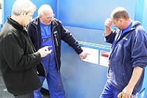 Nový sběrný dvůr v Horní Plané je určen pro místní občany.