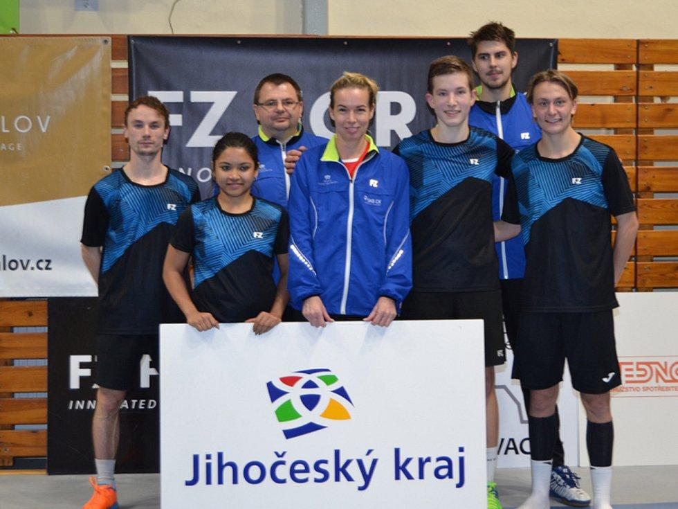 Extraliga - 2. kolo: SKB Český Krumlov -  Benátky nad Jizerou 2:6 (družstvo SKB ČK).