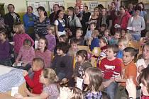 Na Základní škole Fantova v Kaplici.