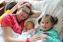 Patricie Bondira je druhým potomkem Gabriely Sznapkové a Vladimíra Bondiry zPřední Výtoně. Znarození malé sestřičky, která se 10. října 2016 v8:36 hodin mohla pyšnit mírami 50 centimetrů a 3910 gramů, měla velkou radost tříletá Karolínka.
