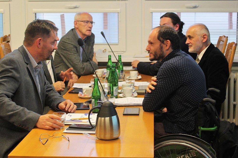 Martin Hák, Bohumil Florián, Ivo Janoušek, Jiří Olšan a Martin Fürst.