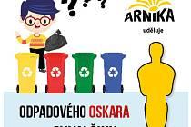 Chvalšiny opět získaly odpadového Oskara.