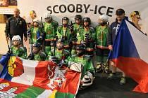 Krumlovská medvíďata zažívala ve Francii atmosféru skutečných mezistátních zápasů.